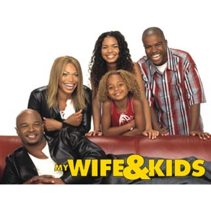 My Wife & Kids DVD Box Set - All 5 Seasons